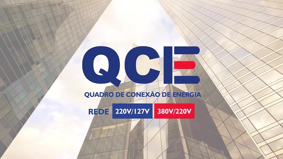 QCE - QUADRO DE CONEXÃO DE ENERGIA