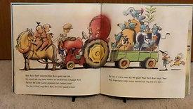 """Corianne leest voor """"Boer Boris gaat naar zee """" geschreven door Ted van Lieshout"""