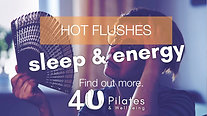Hot Flushes, Sleep & Energy - Zoisa Holder Interview