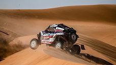 Onboard Can Am #414 at Dakar 2020 | Buggyra Zero Mileage Racing