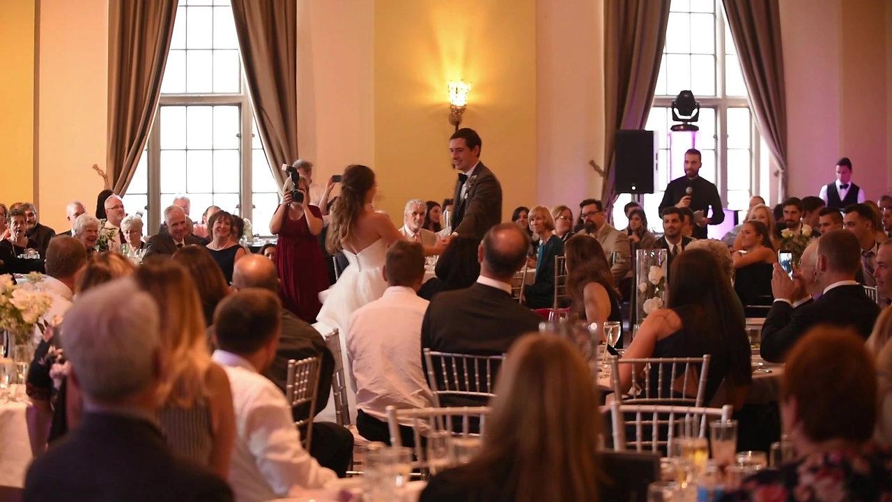 The Carroll's Wedding