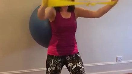 Ball Lunge