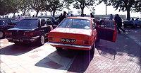 7º Salão e Rally de Clássicos de Vila Franca
