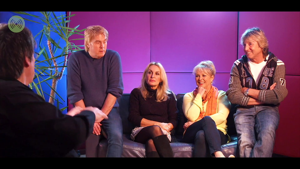 Interview with The Fizz - 2017