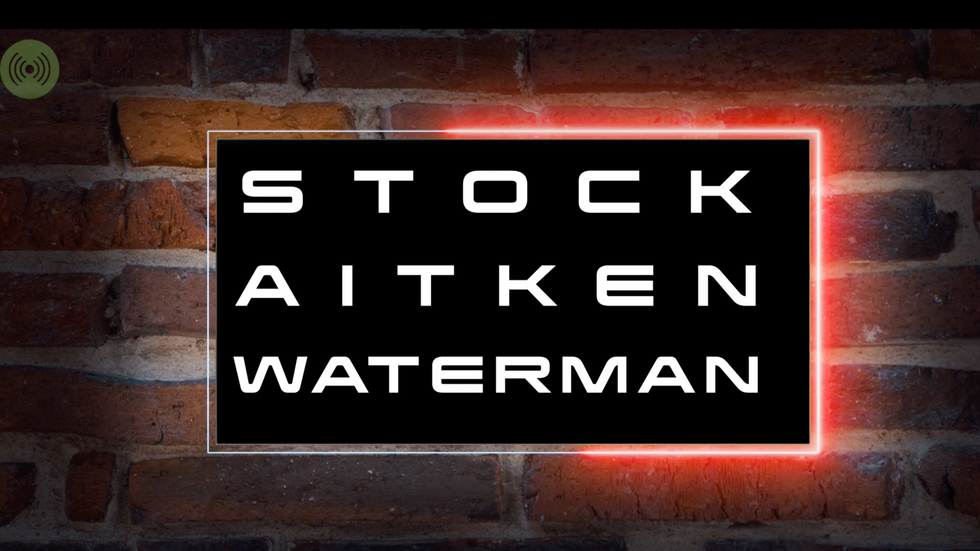 Ultimate Stock Aitken Waterman Top 40 - Part One