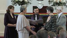 Barbara and Marilyn Wedding Ceremony