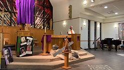 7 PM Mass. Monday February 22, 2021