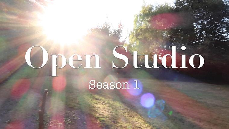 Open Studio: Season 1 with Jennifer Laurel Keller