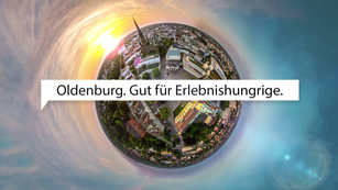 Planet Oldenburg - 360 Grad - Schwarzseher Film