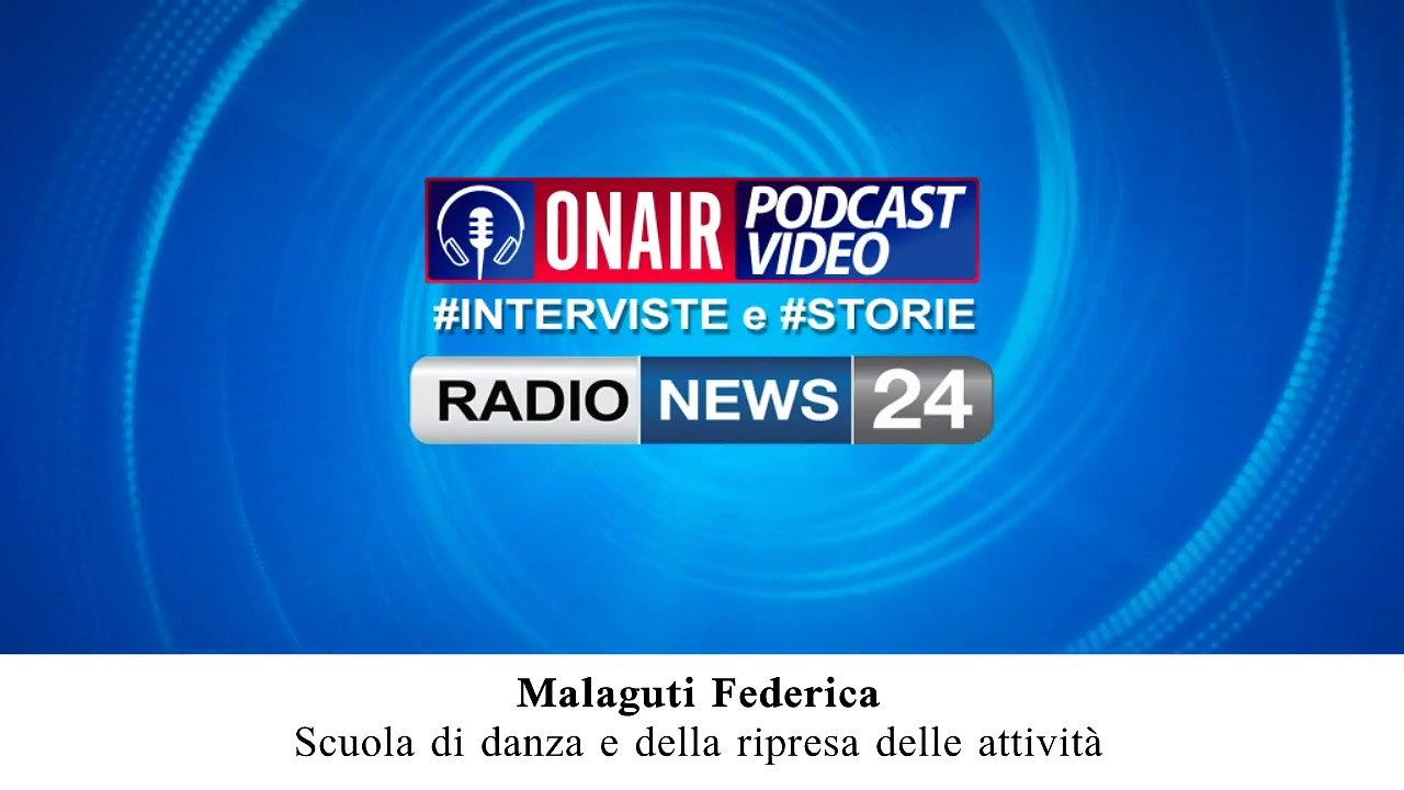 Intervistata su RADIO NEWS 24 il nostro Direttore Tecnico: Federica Malaguti