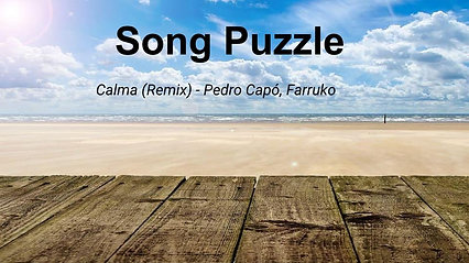 24/28/2021- Song Puzzle
