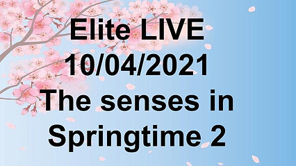 10/04/2021- Elite LIVE- Taste