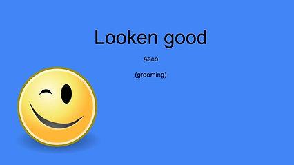 07/10/2021- Looken Good