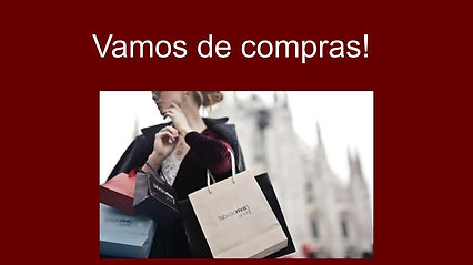 19/10/2021- Vamos de compras