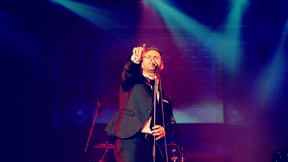 Dan Hadfield - Live in Newcastle