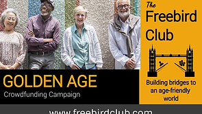 The Freebird Club 'Golden Age' crowdfunding campaign