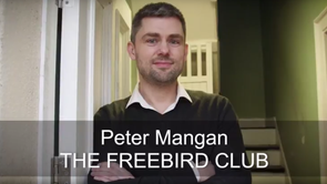 The Freebird Club - Best Innovation Award 2017
