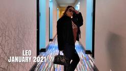 LEO JANUARY 2021