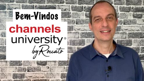 Chamada da Channels University