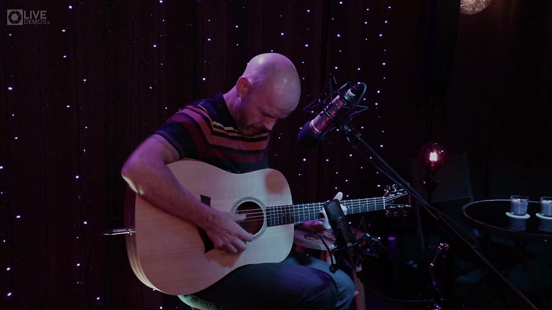Anthony Hoey - Lighthouse - Live