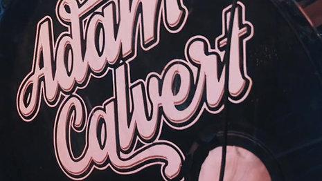 Adam Calvert Instagram Promo