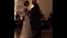Father/Daughter Dance--Heyward and Shannon