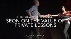 Interview with a Dancer: The Value of Private Lessons