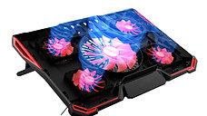 Подставка-кулер для ноутбука I Gaming Laptopstand Notebook Cooler Stand Cooling Fan Pad