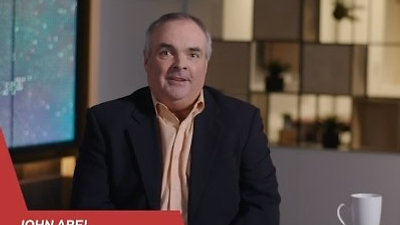 Veritas Technologies CIO John Abelのご挨拶