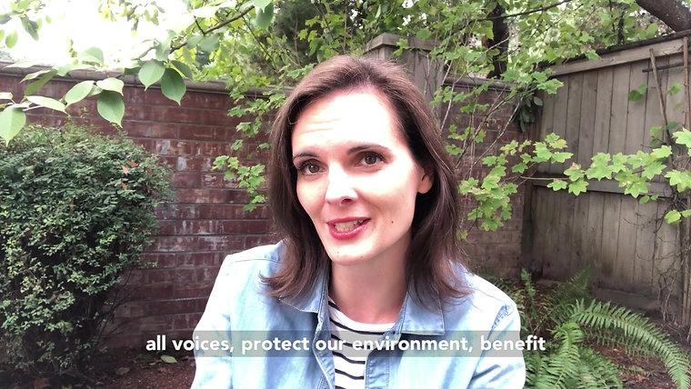 Kristin Akervall for Wilsonville City Council
