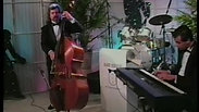 Upright bass & Keys - Just the Way You look Tonight