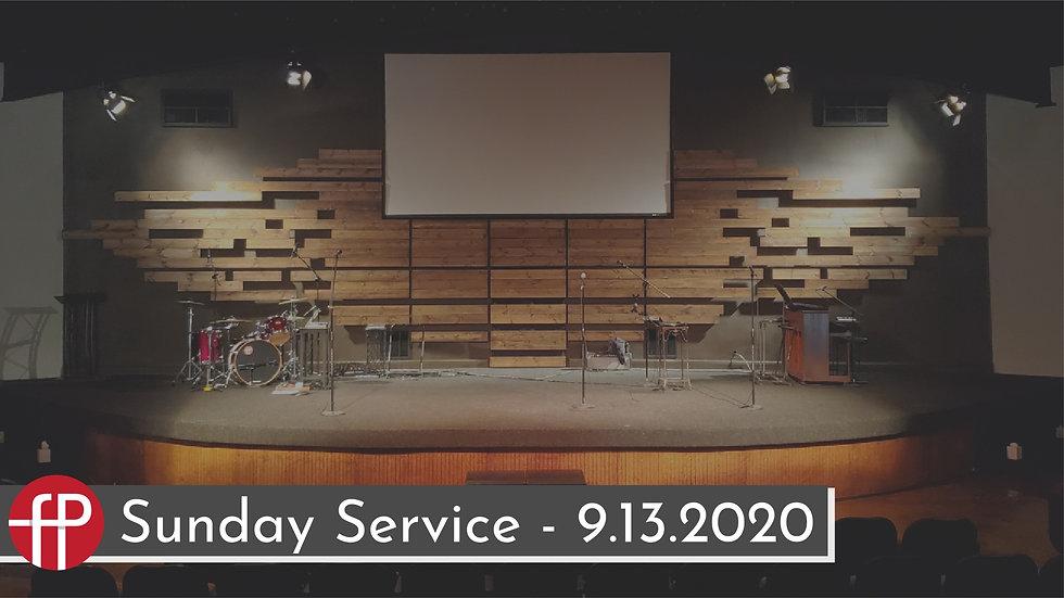 FP - Sunday Service_9.13.2020