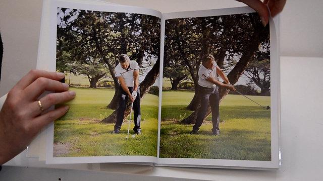 Album Golf A4