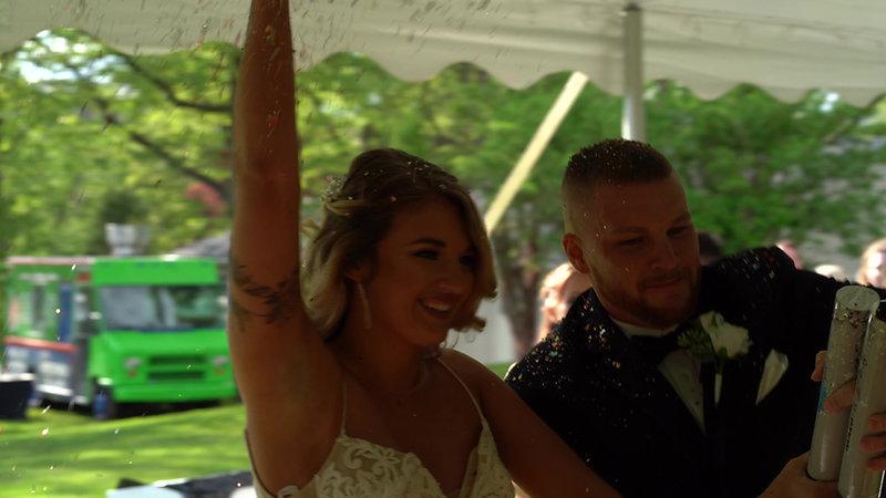Amber and Nicholas Wedding Highlight