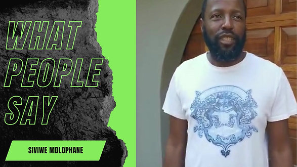 Siviwe Mdlophane