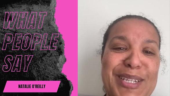 Natalie O'reilly