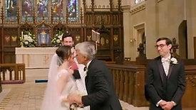 Ali & John's Wedding 8/29/20