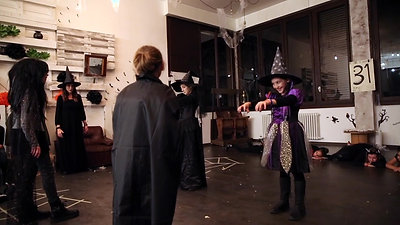 Festa Halloween 2018
