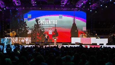Encuentro Sobrenatural Mexico 2017