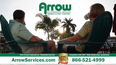 Arrow Pest Control