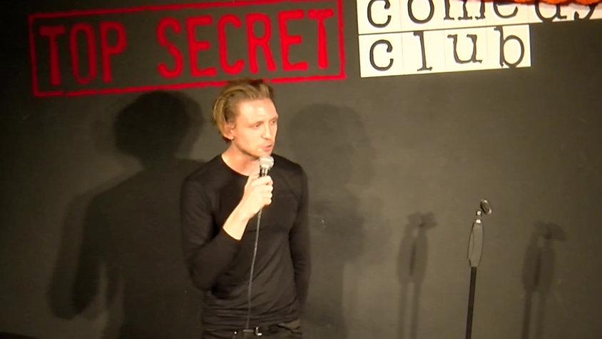 Alistair Williams Comedy Special