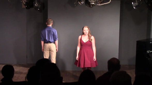 """When Did I Fall in Love?"" Montclair State Showcase at Theatre Row"
