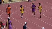 Raagavs 100mts sprint