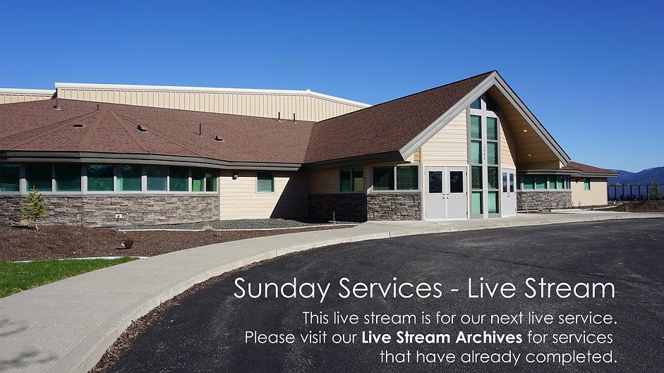 Spokane Baptist Church - Live Stream