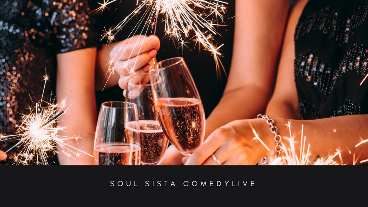 Soul Sista Comedy Live