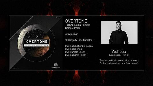 Overtone (Kick & Rumble Sample Pack)