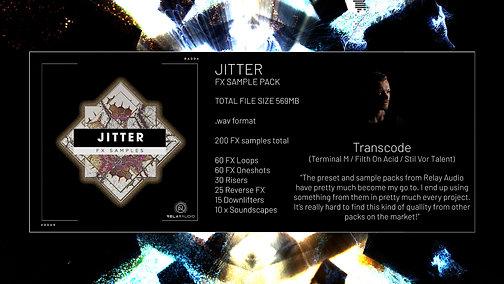 Jitter (FX Sample Pack)