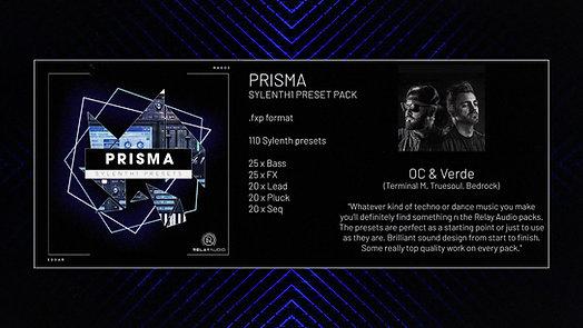 Prisma [Sylenth1 Preset Pack]