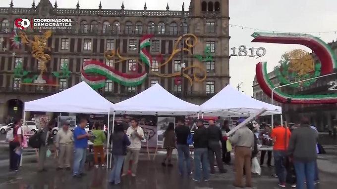 De la masacre de Tlatelolco a las desapriciones forzadas de Ayotzinapa