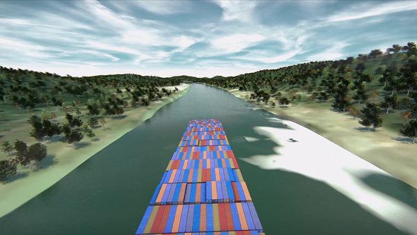 Proyectos en Canal de Panama